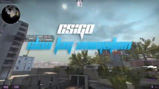 COUNTER STRIKE GLOBAL OFFENSIVE CLAN TAG ANIMATION