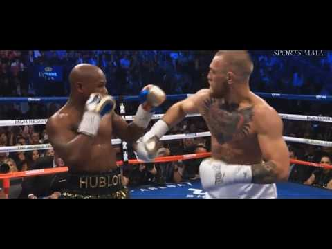 Floyd Mayweather VS Conor McGregor HIGHLIGHTS