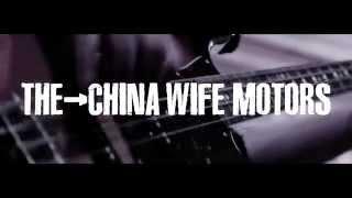 THE CHINA WIFE MOTORS 3rd Full Album 『III』 2015/06/03発売 2600yen...