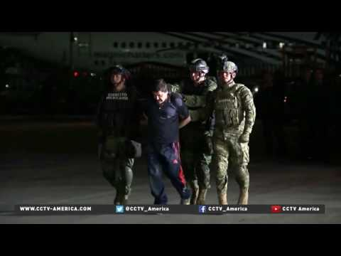 """Mexico Approves """"El Chapo's"""" Extradition To US"""