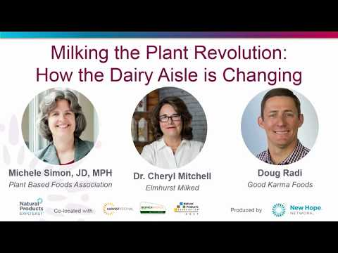 Milking The Plant Revolution