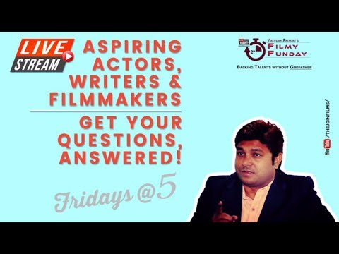 [December 1st 2017] LIVE @ 5 PM - Virendra Rathore's Filmy Funday