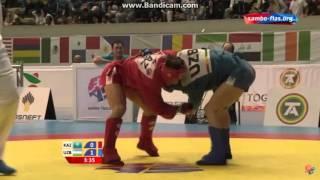 Алмас сулейменов(Казахстан) - Рахмаджон Ахмедов (Узбекистан) 1/2 финал