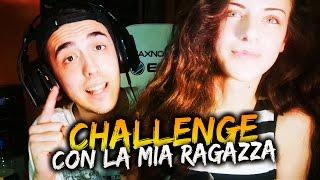 CHALLENGE  CON LA MIA RAGAZZA SU BLACKOPS3!!