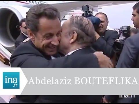 Abdelaziz Bouteflika reçoit Nicolas Sarkozy en Algérie - Archive INA