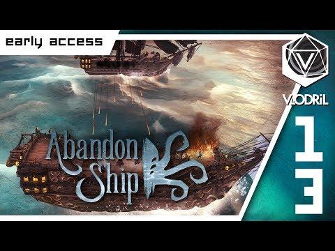 So Long Chippy - Let's Play Abandon Ship Part 13 - Early Access