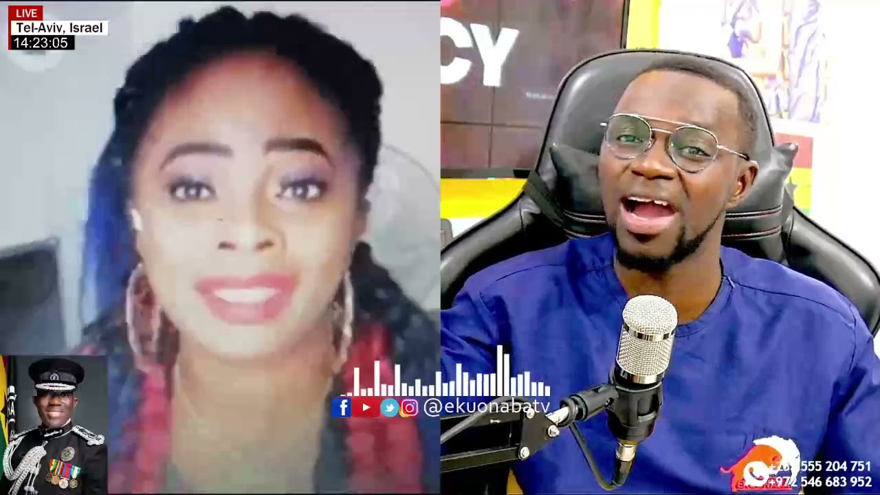 Download A Nigerian lady EXPOSE, How Ghanaian passport are been used by the Nigerians! very sad information