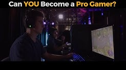How to Become a PRO GAMER - The Science of eSports Success