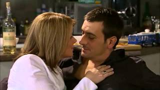 Coronation Street Peter And Leanne 14th January 2009