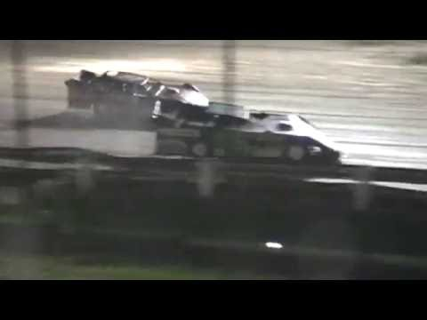 Team 27 Jason Perry Mid Season Championship Feature win Quincy Raceways 7/17/16