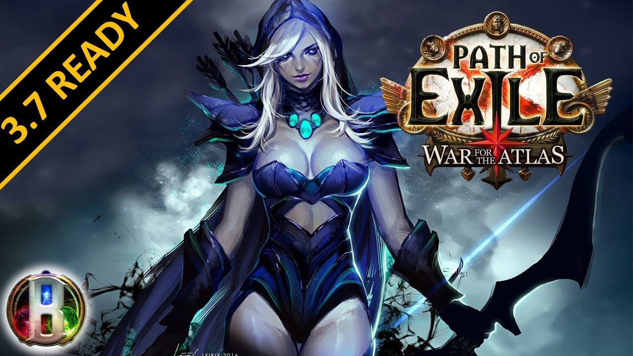 offer discounts entire collection release date: Path of Exile 3.7 - Ice Shot Build - Deadeye Ranger - Legion