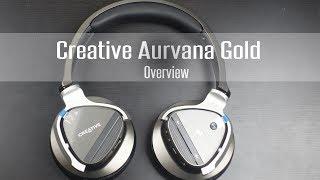 Creative Aurvana Gold Wireless Headset