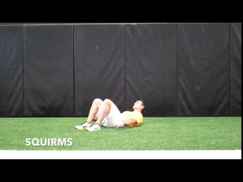Squirms: 3D Performance Training