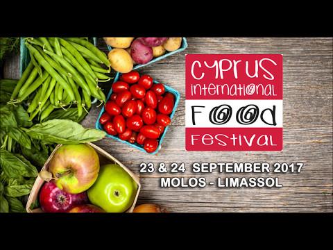 Cyprus International Food Festival 2017
