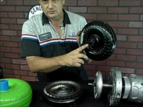 Installing A Torque Converter Part One | Curt's Corner At Monster Transmission