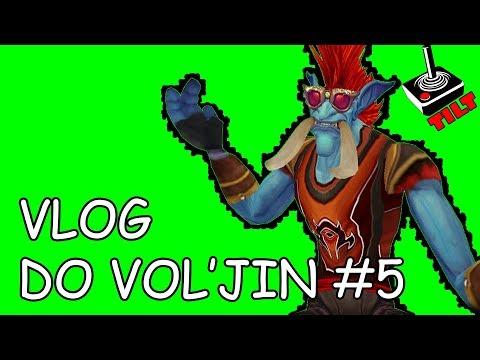 Vlog do Vol'jin#5 - Site da Tilt e Bate Papo com Anduin