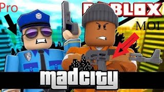 Furious Jumper! I AM THE BEST BRAQUEUR (or not). MAD CITY-Roblox