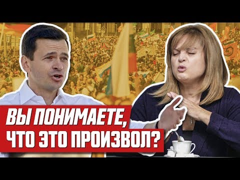 Яшин разложил по фактам аргументы Памфиловой в ЦИК