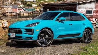 2019 Porsche Macan S Review //  New Engine and Perfect Interior
