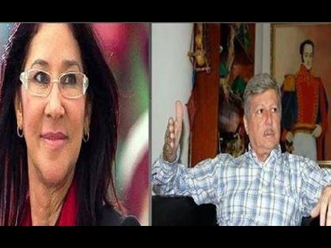 Ex de Cilia Flores al frente del asalto a la Cota 905