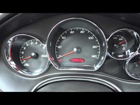 2008 Pontiac G6 GXP Coupe