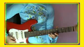 TẬP -1- GUITAR: Ký âm bài Trăng Thu Dạ Khúc từ câu 1 - 15