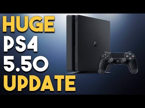 HUGE PS4 System UPDATE Out NOW and BIG PS4 Games CONFIRMED