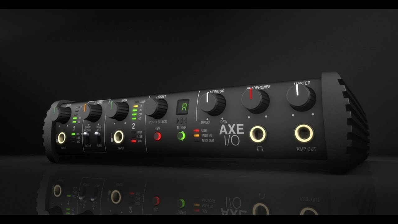 IK Multimedia releases one guitar interface to rule them all