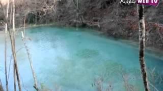 Γαλάζια Λίμνη Σκρα - Eidisis.gr Web TV
