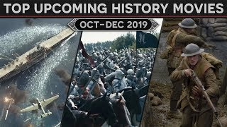 Let's tale a look at the top upcoming history movies in 2019! this includes like midway, king, and 1917. i also provide teaser for my tr...