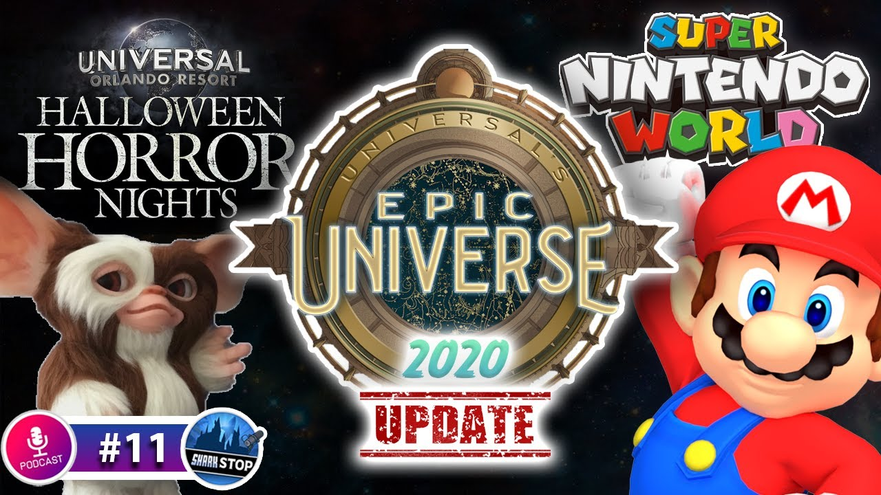Epic Universe Delay, Horror Nights Canceled, Disney Theme Parks | 2020 Universal Studios News Update