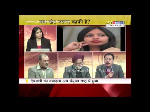 Prime (Hindi) - Devyani Khobragade case - 19 Dec 2013