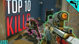 OUTPLAYING THEM - Best Siege Top 10 Plays (WBCW #287)