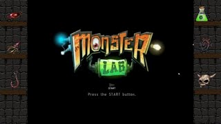 Monster Lab Wii Gameplay