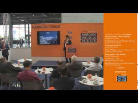 CTS Energy at Hannover Messe 2015 - Elevator Pitch