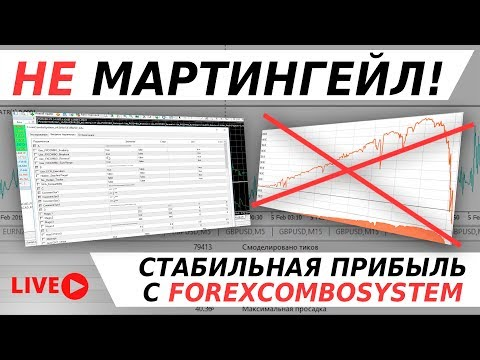 РАЗБОР СОВЕТНИКА FOREX COMBO SYSTEM