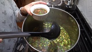 Comprehensive Chicken and Sausage Gumbo Tutorial - With Details on How to Make Roux