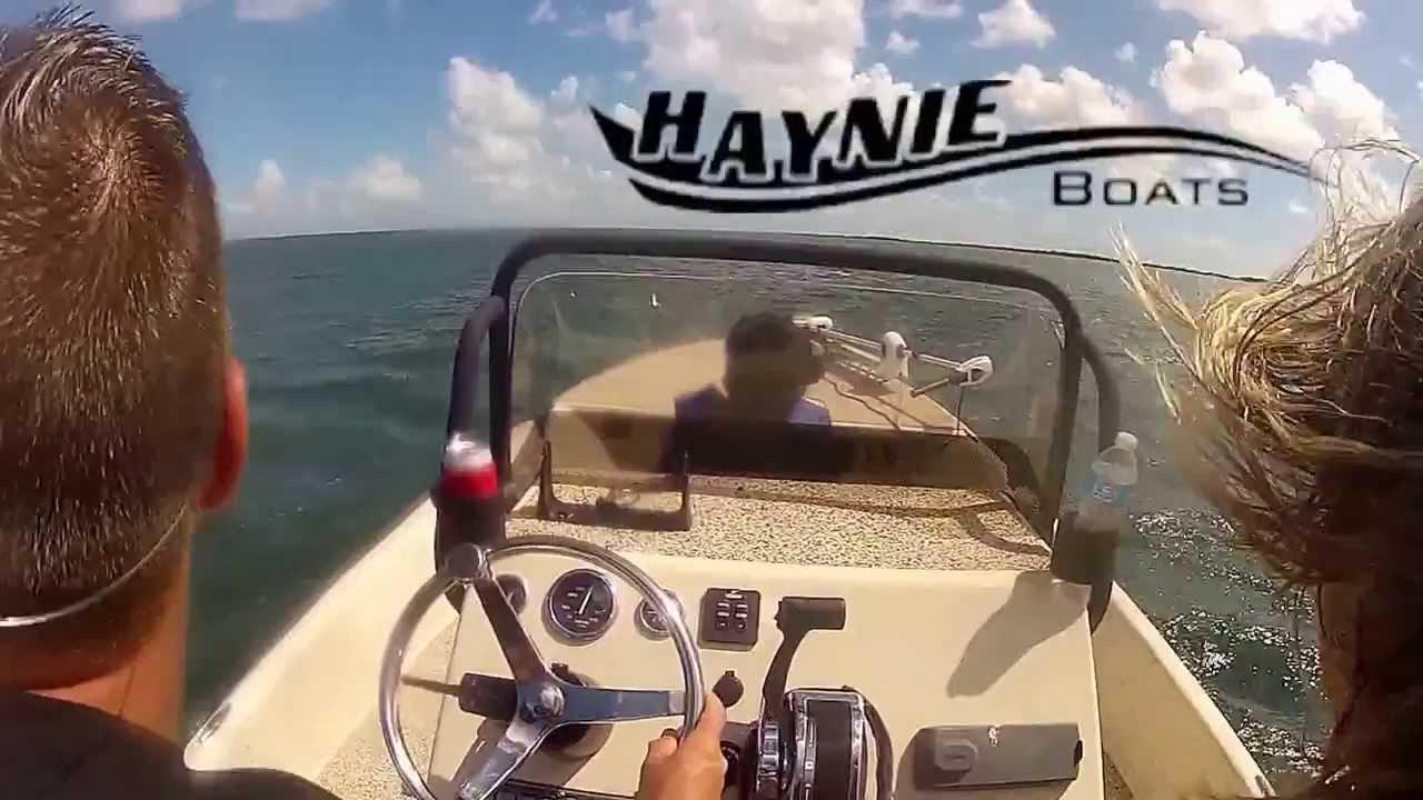 Revised Haynie Boat
