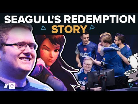 How A Trip To The Bathroom Kickstarted Seagull's Redemption