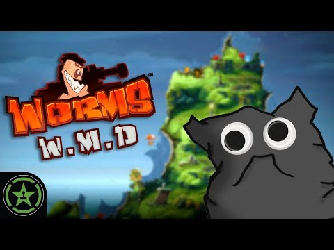 Let's Play - Worms WMD: Meet The Garbos