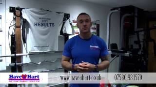 Group Fitness Classes Eastbourne - Have A Hart Fitness Training