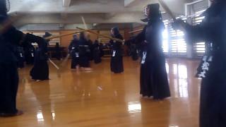 Kendo in Japan! jigeiko with 8Dan sensei