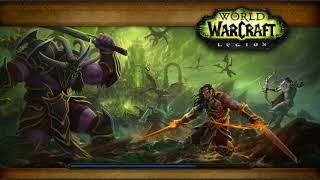WoW Legion. Охотник на демонов - 75% уровня за 20 минут (патч 7.3)