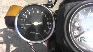 Тахометр на мотоцикл как подключить