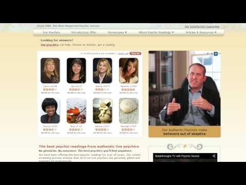 Best Online Psychic Chat! WATCH NOW!
