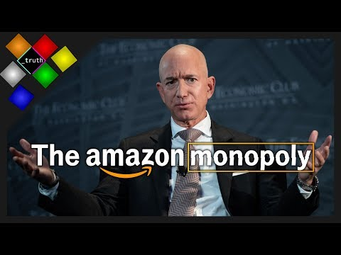 The Amazon monopoly and the problem with Jeff Bezos' business model