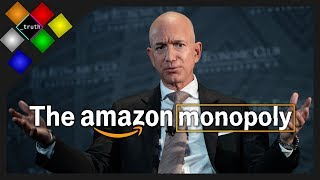 The Amazon monopoly and the problem with Jeff Bezos\' business model