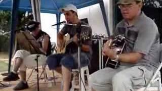 Acústicos Grooves na feira do Cerrado