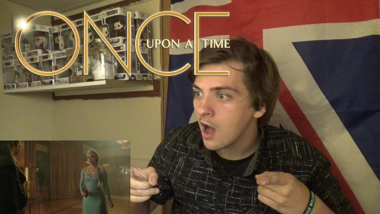 Download Once Upon A Time - Season 4 Episode 9 (REACTION) 4x09 Smash the Mirror Part 2