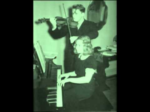 MENDELSSOHN- Variations Sérieuses Op 54 [HEPZIBAH MENUHIN, TV LIVE] (REMASTERED AUDIO)